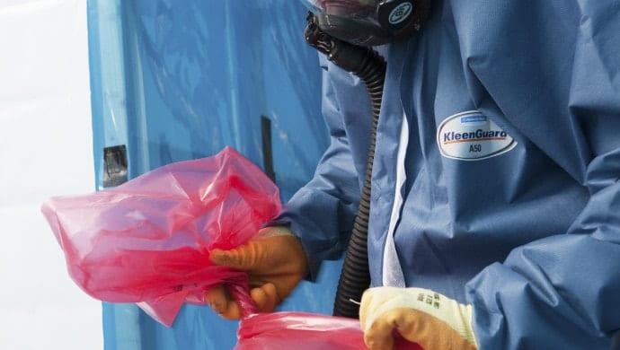 Asbestos Disposal Oxford
